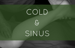 Cold and Sinus